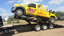Luis Testimonial tow truck